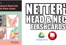 Netter's Advanced Head & Neck Flash Cards PDF