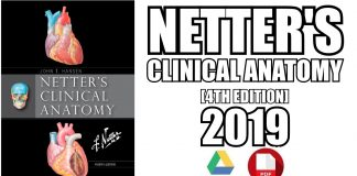 Netter's Clinical Anatomy 4th Edition PDF