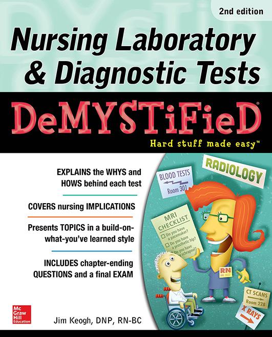 Nursing Laboratory and Diagnostic Tests DeMYSTiFied PDF