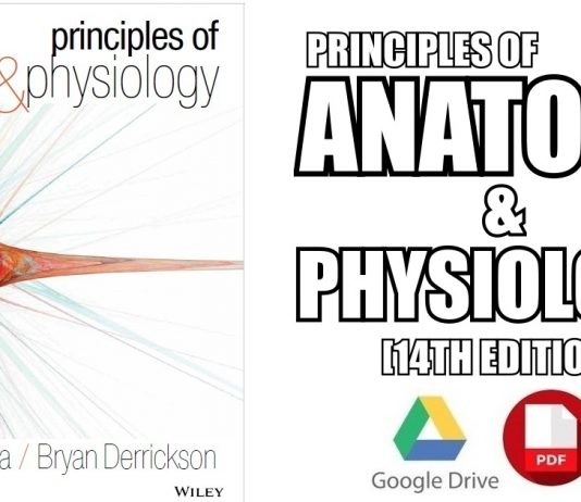 Principles of Anatomy and Physiology 14th Edition PDF
