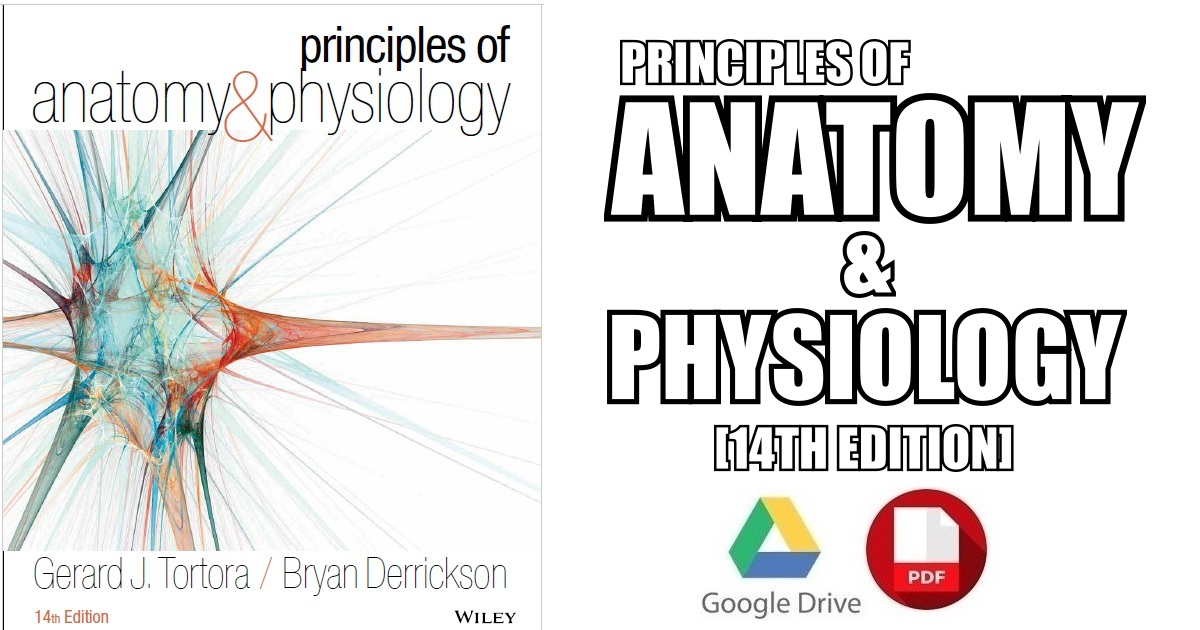 Principles of Anatomy and Physiology 14th Edition PDF Free Download
