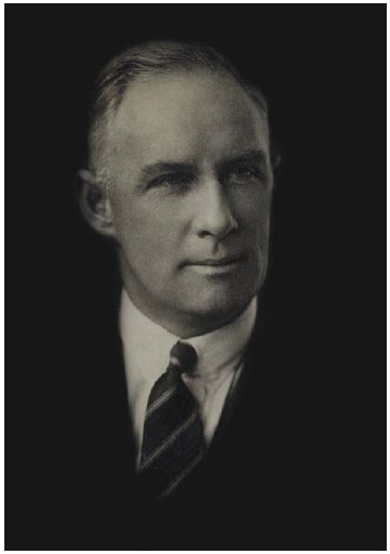 Photo of Sir Stanley Davidson