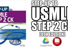 Step-Up to USMLE Step 2 CK 4th Edition PDF