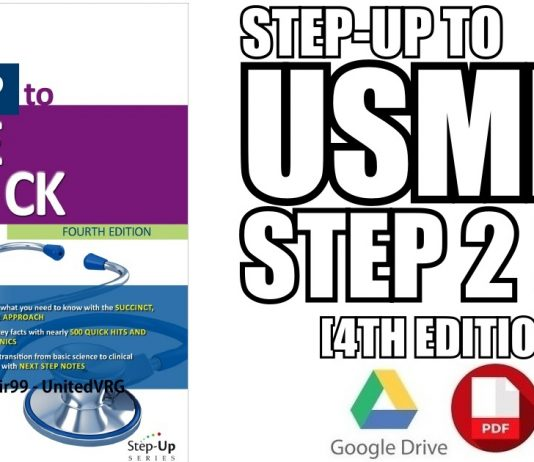 Step-Up to Medicine 4th Edition PDF