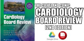 The Cleveland Clinic Cardiology Board Review 2nd Edition PDF