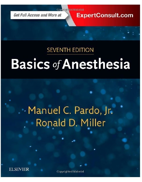 Basics of Anesthesia 7th Edition PDF