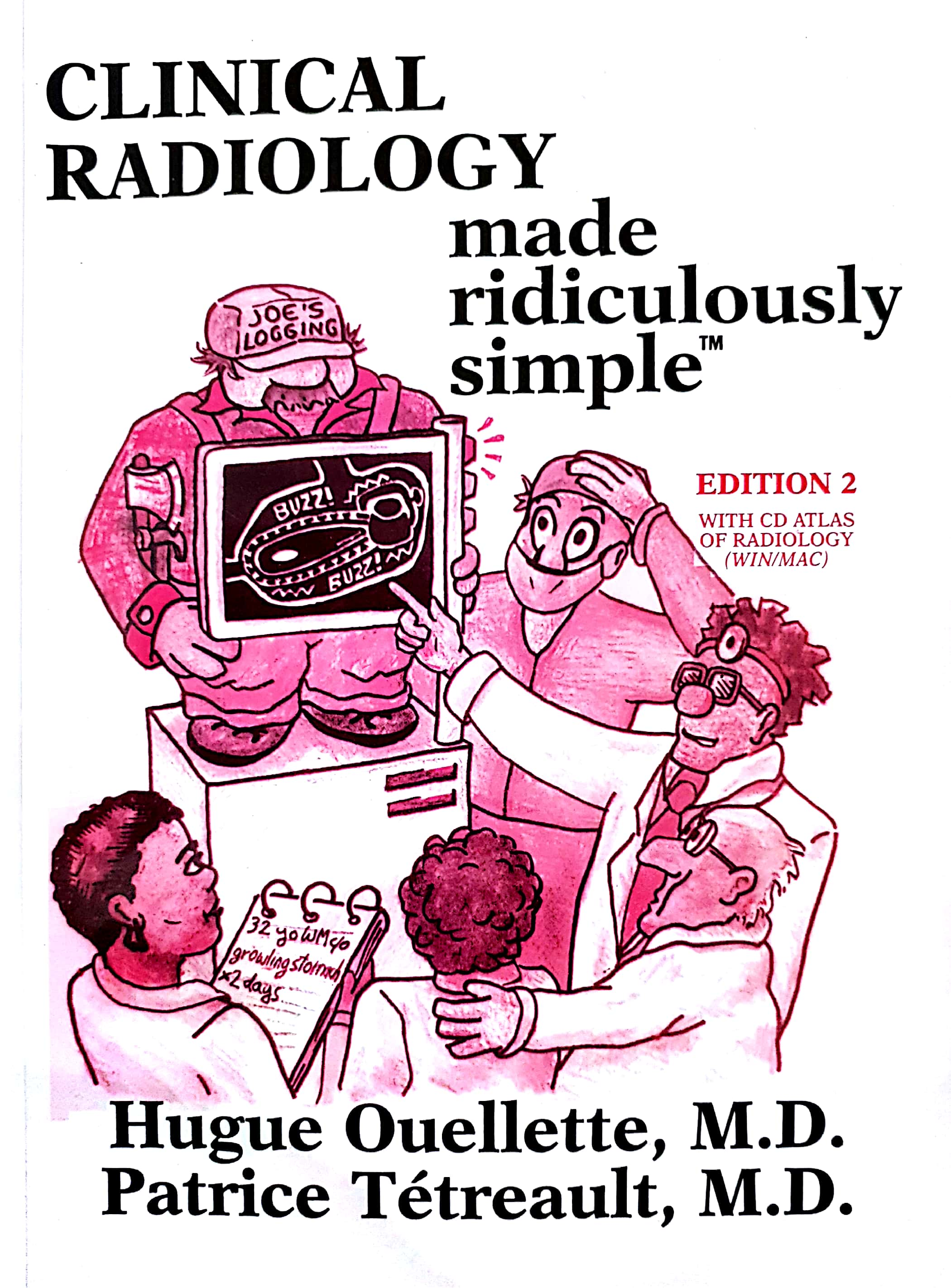 Clinical Radiology Made Ridiculously Simple | Medicos Republic