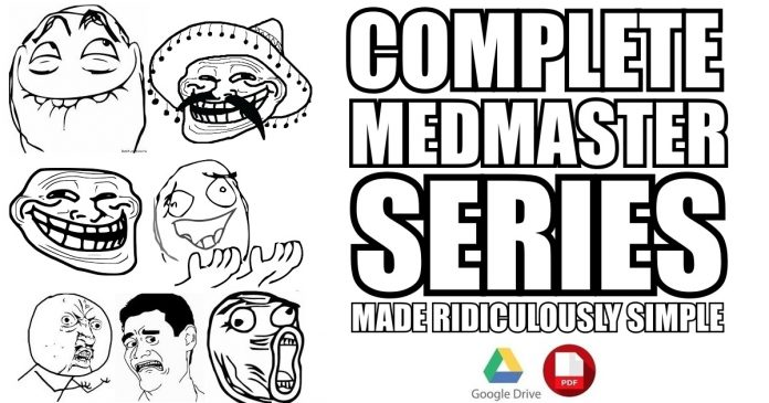 Complete Made Ridiculously Simple Series PDF