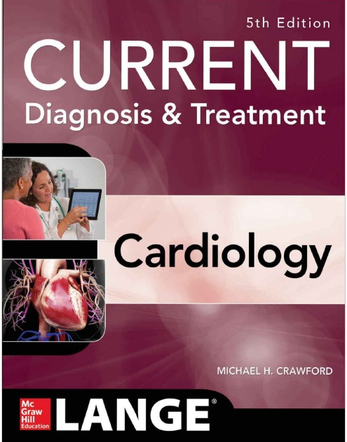 Current Diagnosis and Treatment Cardiology 5th Edition PDF