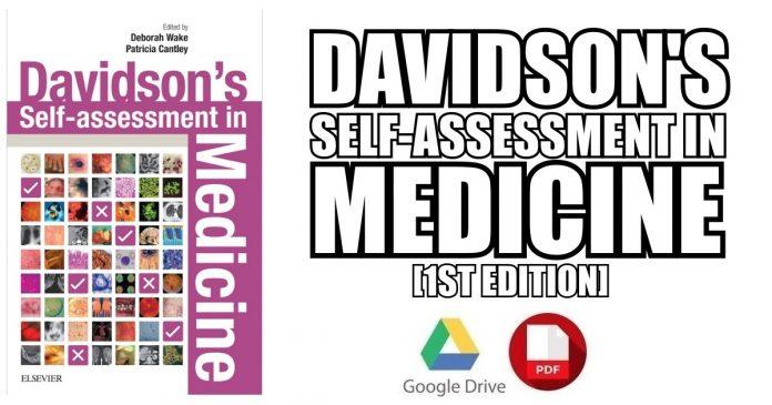 Davidson's Self-Assessment in Medicine 1st Edition PDF