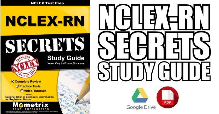 NCLEX-RN Secrets Study Guide PDF