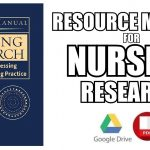 Resource Manual for Nursing Research 10th Edition PDF