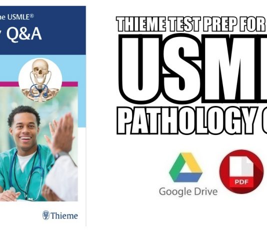 Thieme Test Prep for the USMLE®: Pathology Q&A 1st Edition PDF