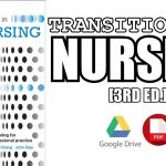 Transitions in Nursing: Preparing for Professional Practice PDF