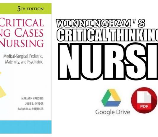 Winningham's Critical Thinking Cases in Nursing 5th Edition PDF