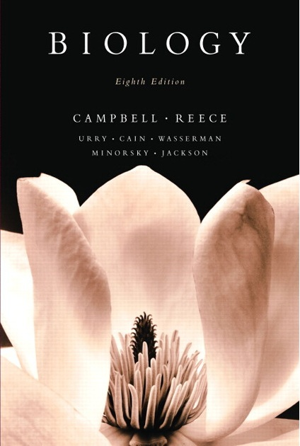 Biology 8th Edition by Campbell & Reece PDF
