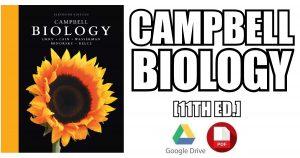Campbell Biology 11th Edition PDF