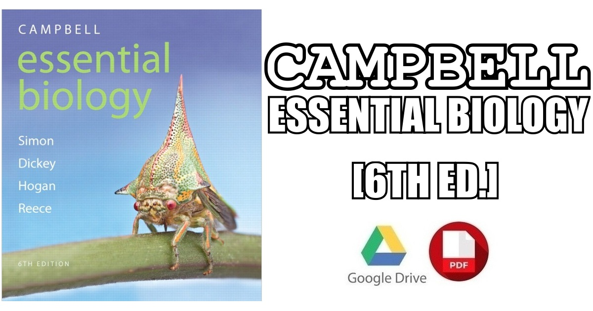 Download Campbell Essential Biology With Physiology (5th ...