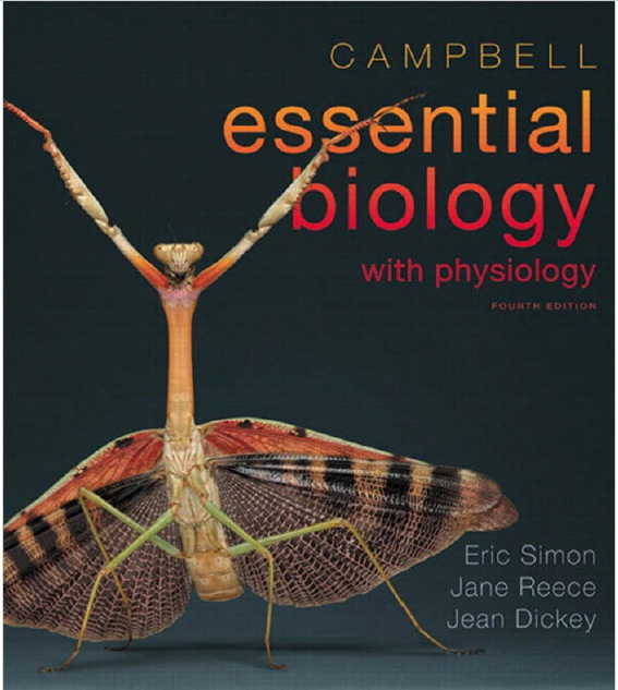 Campbell Essential Biology with Physiology 4th Edition PDF
