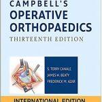 Campbell's Operative Orthopaedics 4-Volume Set 13th Edition PDF