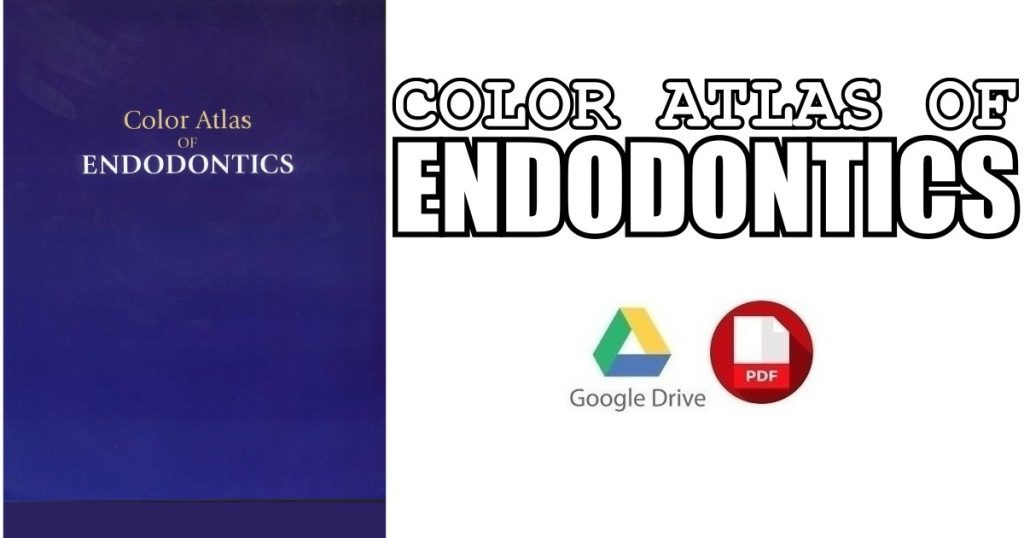 Color Atlas of Endodontics PDF