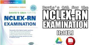 Davis's Q&A for the NCLEX-RN Examination 1st Edition PDF