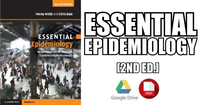 Essential Epidemiology PDF