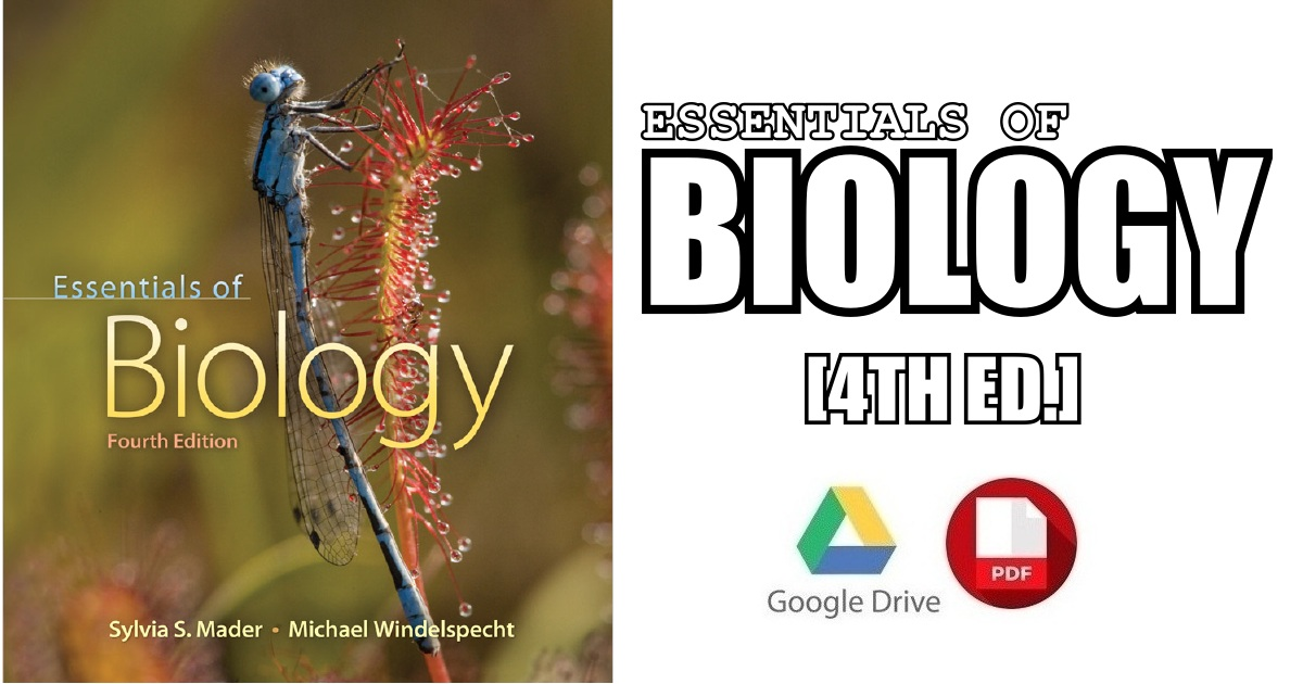 Essentials of Biology 4th Edition PDF Free Download [Direct