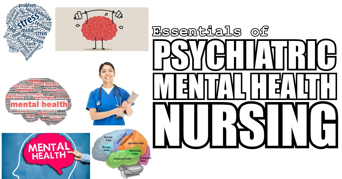 Essentials Of Psychiatric Mental Health Nursing 3rd Edition Pdf Free