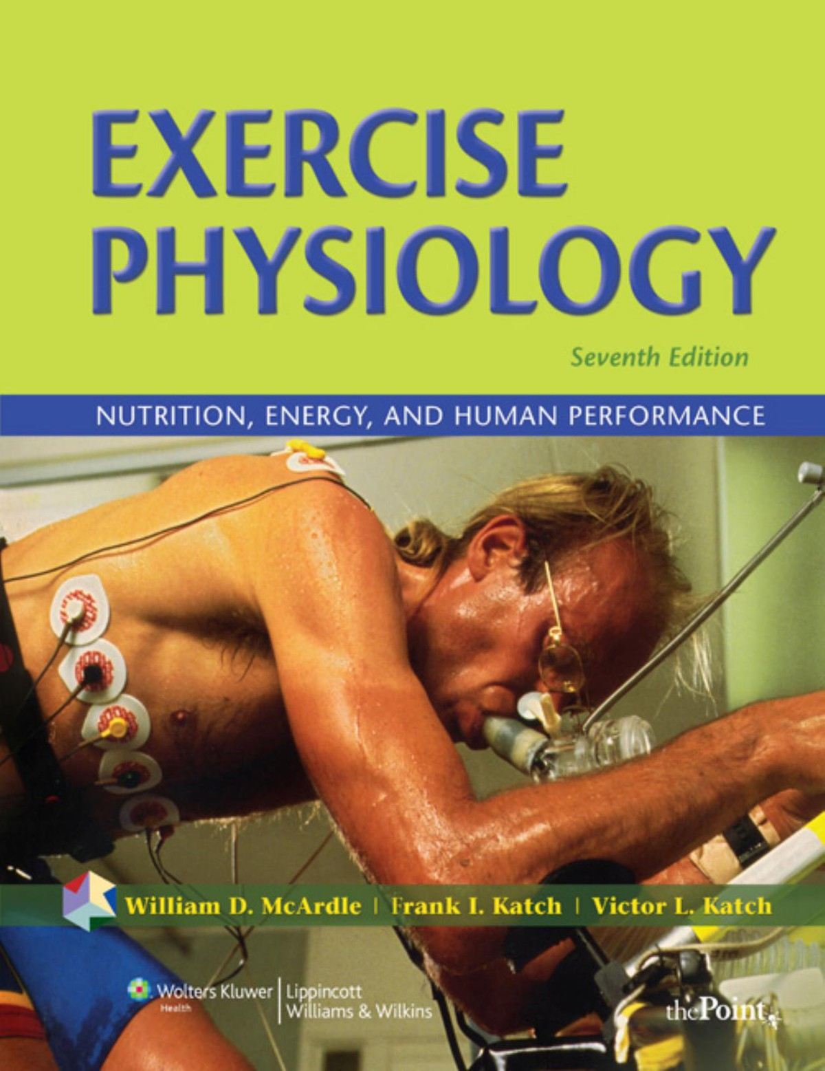 Exercise Physiology Nutrition, Energy, and Human Performance 7th Edition PDF