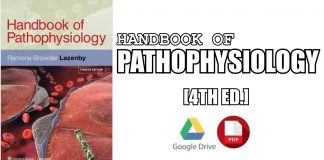 Handbook of Pathophysiology 4th Edition PDF