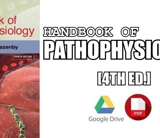 Handbook of Pathophysiology 4th Edition PDF