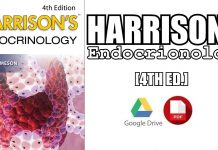 Harrison's Endocrinology 4th Edition PDF