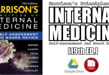 Harrison's Principles of Internal Medicine Self-Assessment and Board Review 19th Edition PDF