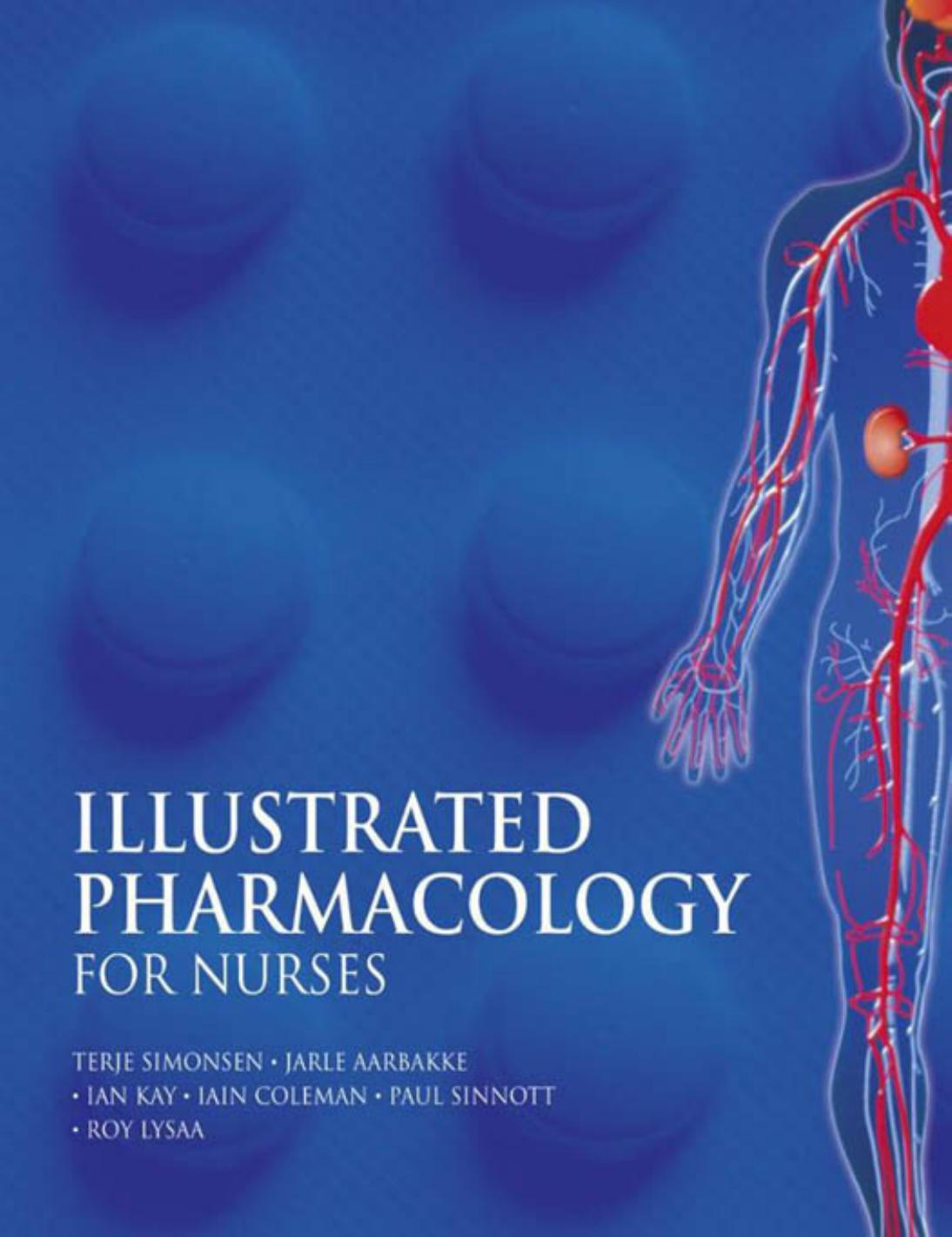 Illustrated Pharmacology for Nurses 1st Edition PDF