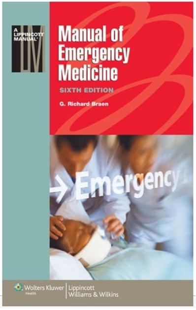 Manual of Emergency Medicine 6th Edition PDF