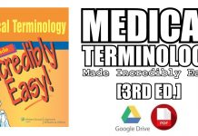 Medical Terminology Made Incredibly Easy! 3rd Edition PDF