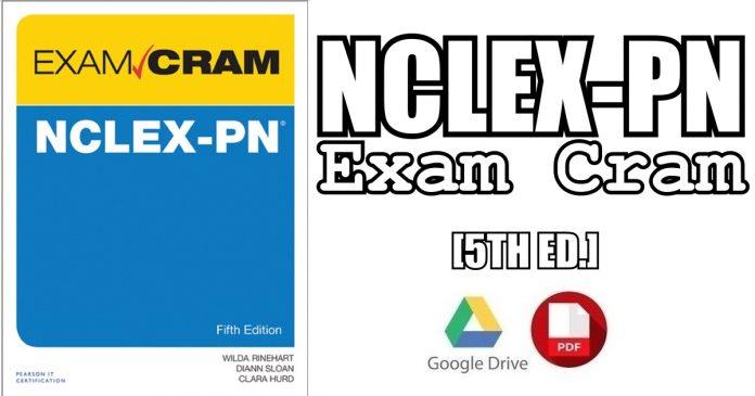 NCLEX-PN Exam Cram 5th Edition PDF
