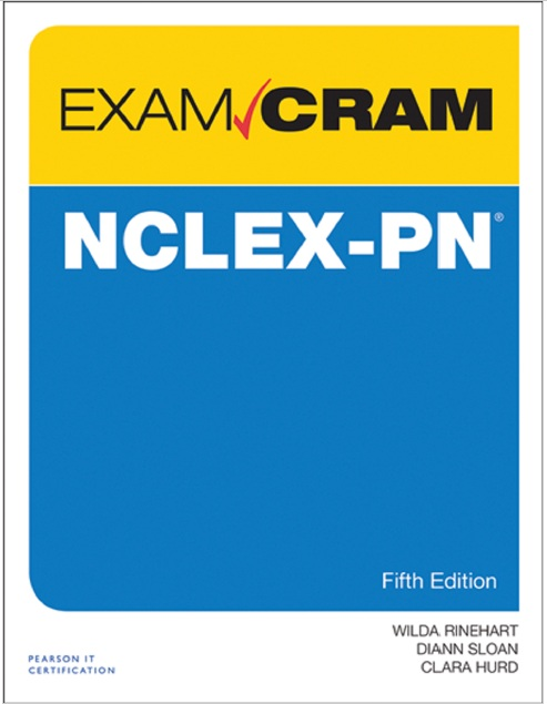 NCLEX-PN Exam Cram 5th Edition PDF