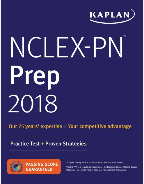 NCLEX-PN Prep 2018 Practice Test+Proven Strategies PDF