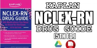 NCLEX-RN Drug Guide 5th Edition PDF