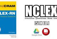 NCLEX-RN Practice Questions Exam Cram 5th Edition PDF