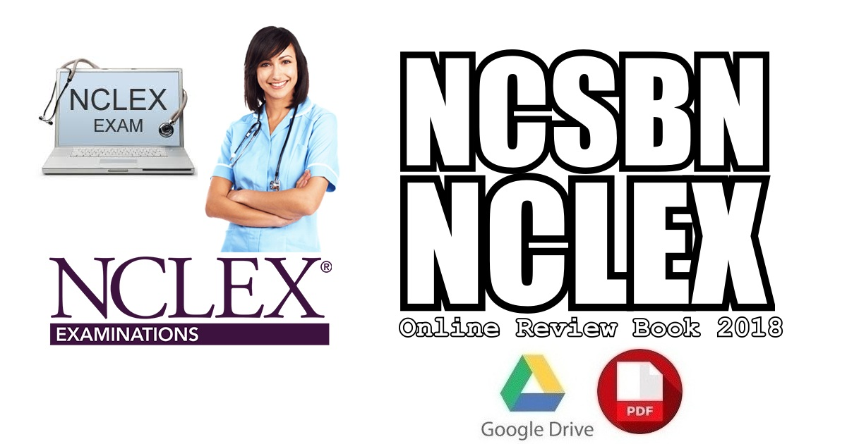NCSBN-NCLEX Online Review Book 2018 PDF