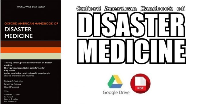 Oxford American Handbook of Disaster Medicine PDF