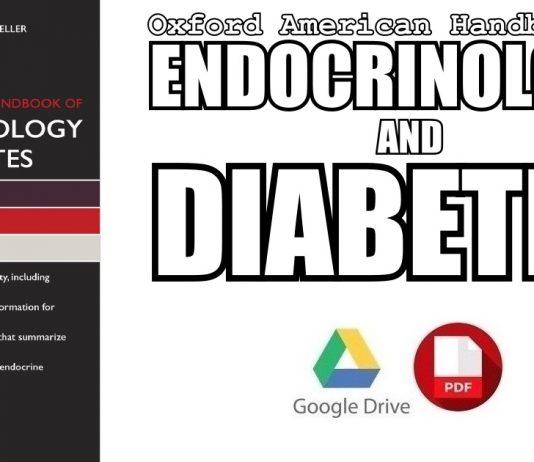 Oxford American Handbook of Endocrinology and Diabetes PDF