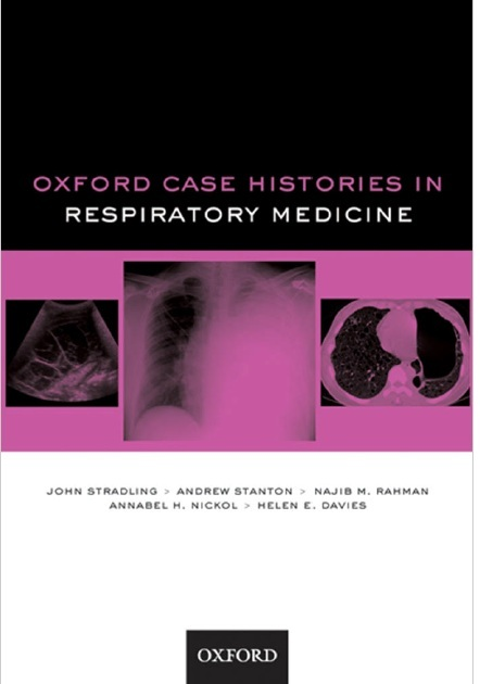 Oxford Case Histories in Respiratory Medicine PDF