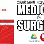 Oxford Cases in Medicine and Surgery 1st Edition PDF