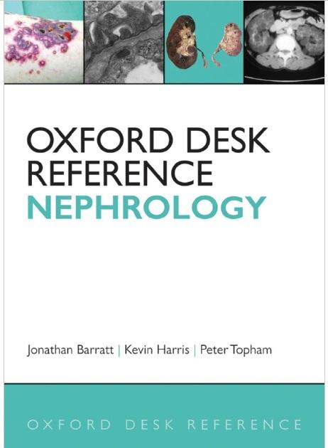 Oxford Desk Reference Nephrology 1st Edition PDF