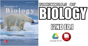 Principles of Biology 2nd Edition PDF Free Download