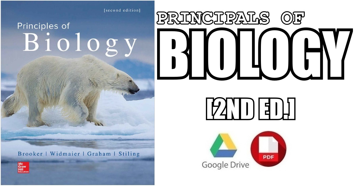 Principles of Biology 2nd Edition PDF
